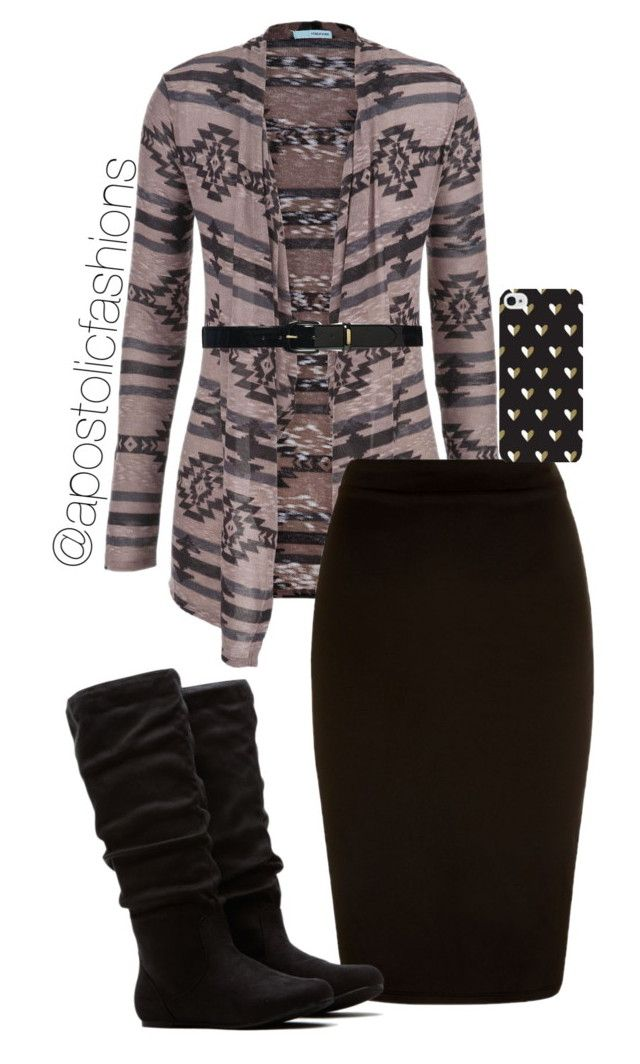"""""""Apostolic Fashions #1034"""" by apostolicfashions ❤ liked on Polyvore featuring maurices, Lauren Ralph Lauren, women's clothing, women's fashion, women, female, woman, misses and juniors"""