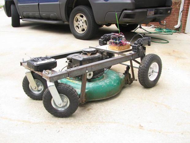 Electric wheelchair motors!