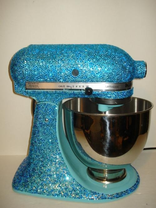 Kitchen Aid Custom Mixer
