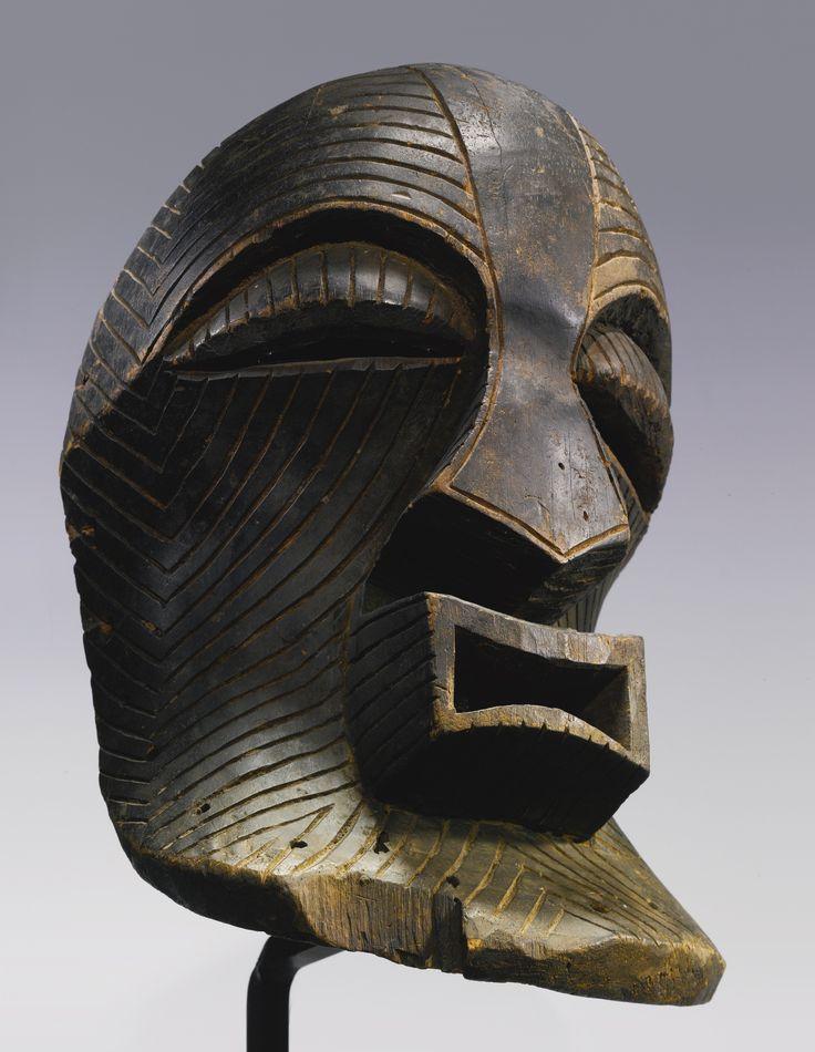 Luba-Songye Mask, Democratic Republic of the Congo | Lot ...