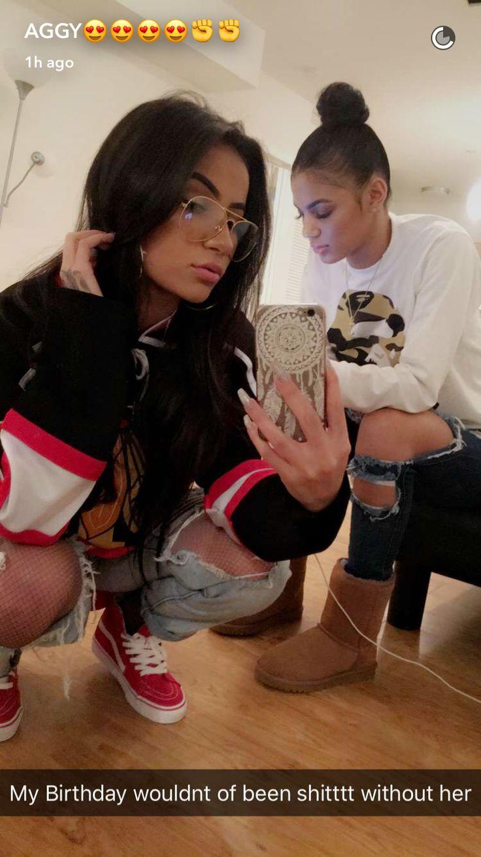 Snapchat bitches