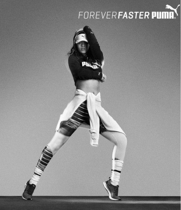 Rihanna's First Puma Ad As Creative Director Is Here via @WhoWhatWear