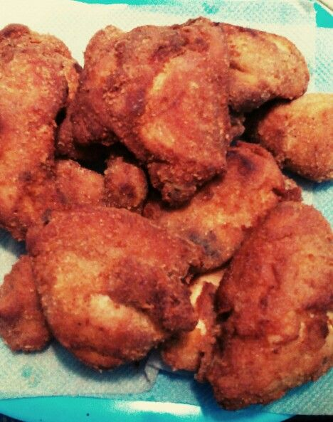 My way of Fried Chicken