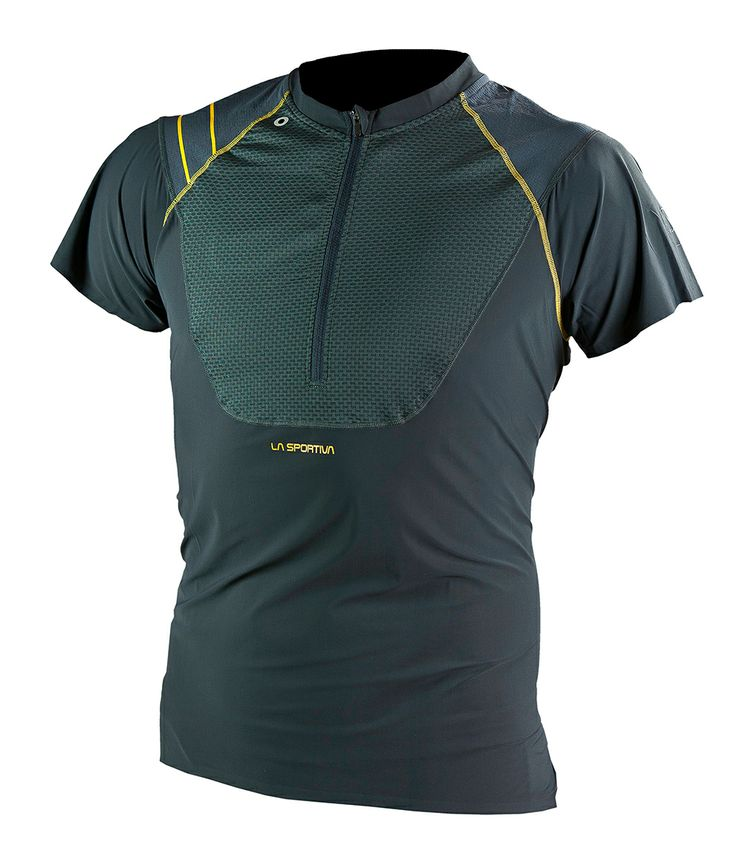 The Quest T Shirt is designed for highest technical demand. Therefore the fabric mix is produced using the best and long lasting qualities available on the market