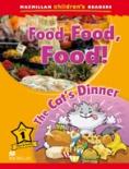 Книжки на английски за деца - Ново за 2013 - Food, Food, Food. Level 1