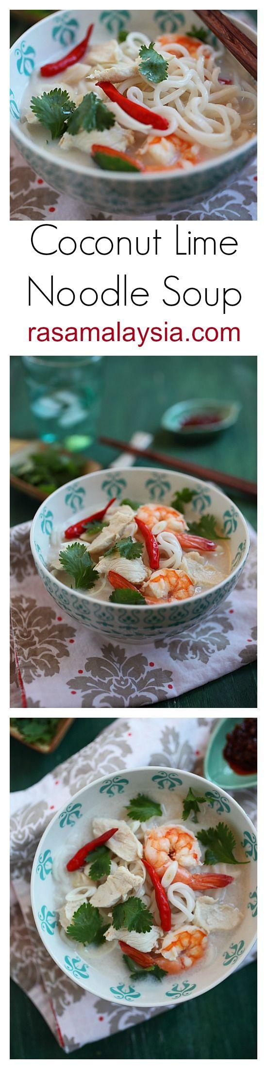 Coconut lime chilli chicken recipe