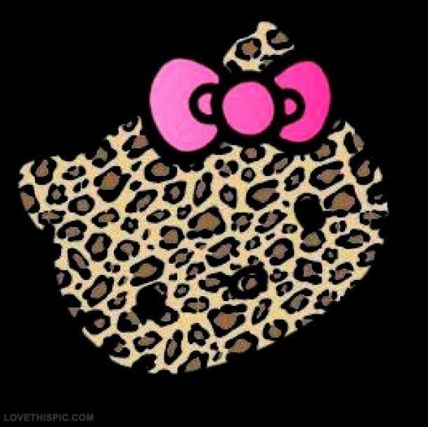 Hello Kitty cute bow hello kitty hello kitty instagram instagram pictures instagram graphics cheetah
