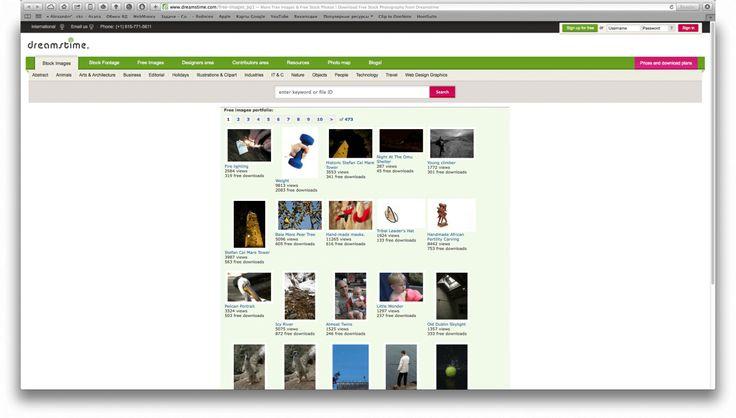 Поиск подходящей иллюстрации для своего сайта вот уже два десятилетия превращается в кошмар, если не нарушать законодательство в части авторских прав. Вот небольшая    подборка полезных фотостоков, использование которых бесплатно и легально.
