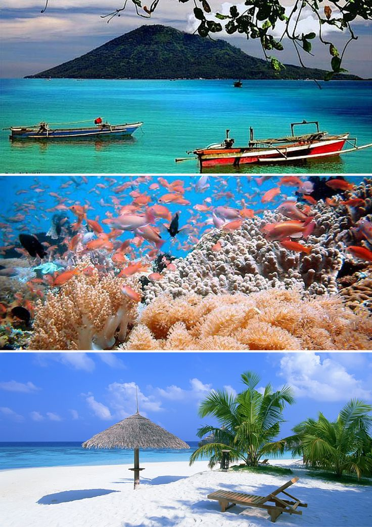 Thinking of visiting #Indonesia and planning to to go #Bali? Why not go to one to the other 17,000 islands? It was pretty hard to make a round-up of these breathtaking islands BUT here's 10 of the most beautiful islands in Indonesia that you must know about. Get ready for a lot of pretty beaches and breathtaking nature. #Tra