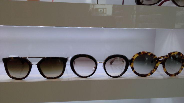 Prada sunglasses news collection spring summer #news #spring #summer #sunglasses #treviso #prada