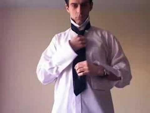 How To Tie A Cravat: Tying a Cravat, Instructions for Cravats
