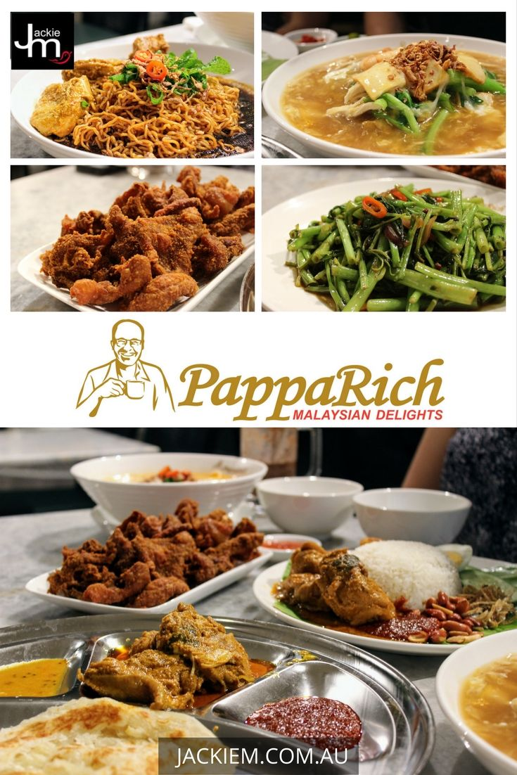 One restaurant that is fast becoming a favourite among Malaysian food lovers is Papparich, with their latest outlet now open on Liverpool Street in Sydney's CBD.