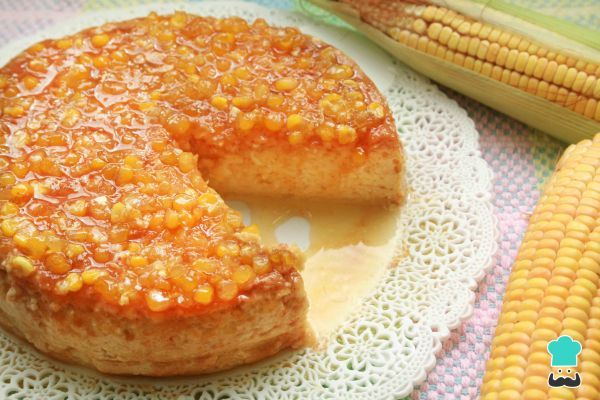 Receta de Quesillo de jojoto fácil - ¡Tradicionalmente venezolano! #RecetasGratis #RecetasdeCocina #RecetasFáciles #Postres #PostresFáciles #Desserts #PostresCaseros
