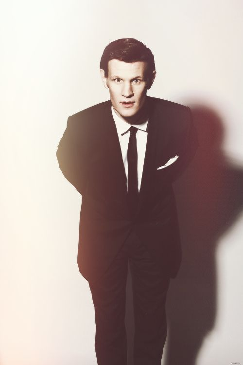 Matt Smith.............. This is example of how much God Loves us ............ Thank You for him