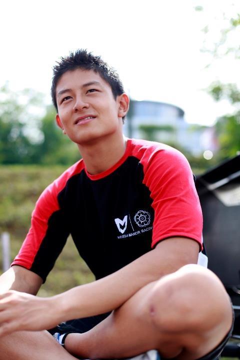Rio Haryanto, Indonesian Racer :D