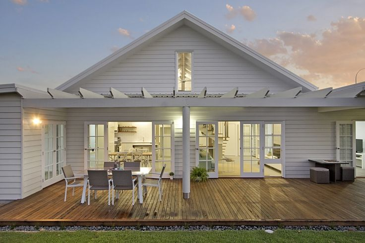 Sustainable Beachside Living | Scyon Wall Cladding And Floors