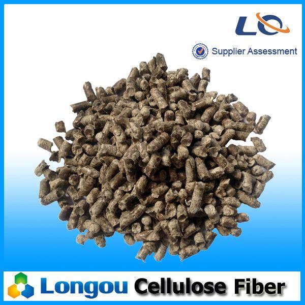 Good durability building construction grade cellulose fiber for asphalt