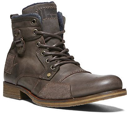 Brown Leather Boots by Steve Madden. Buy for $189 from Steve Madden
