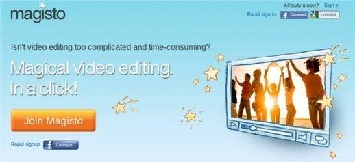 Magistro: cortar videos online gratis