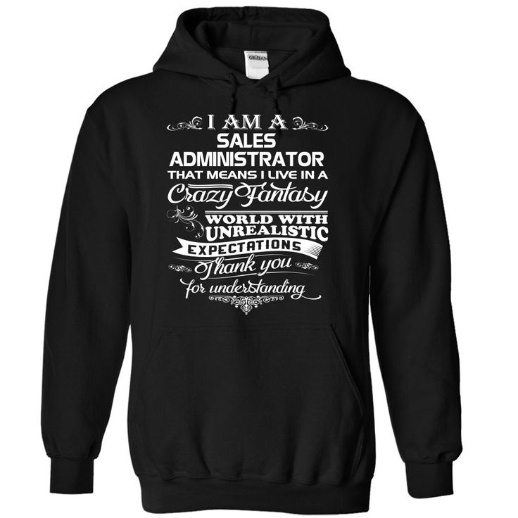 Awesome Sales Administrator Shirt!
