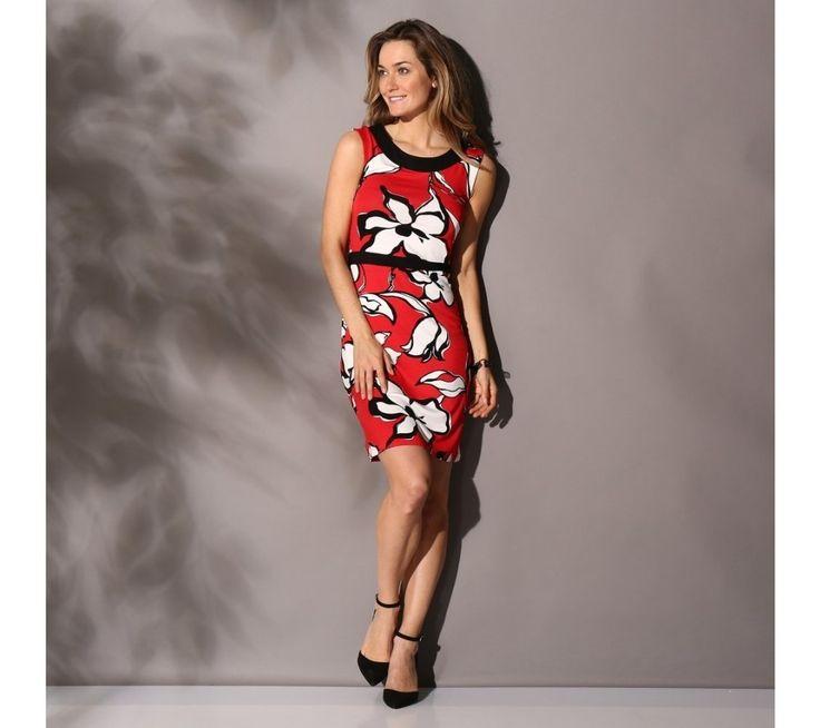 Šaty s květinovým potiskem | blancheporte.cz #blancheporte #blancheporteCZ #blancheporte_cz #dress