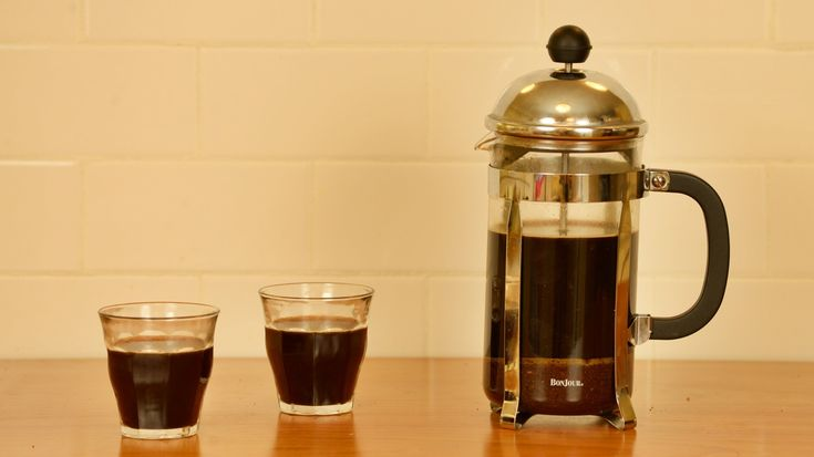 How to Make Coffee - French Press Coffee - Perfect Coffee at Home