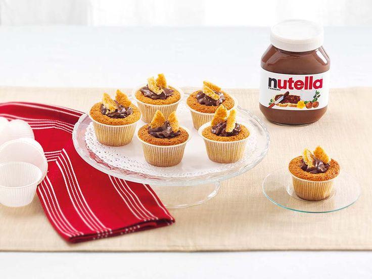 Cupcake con Nutella®