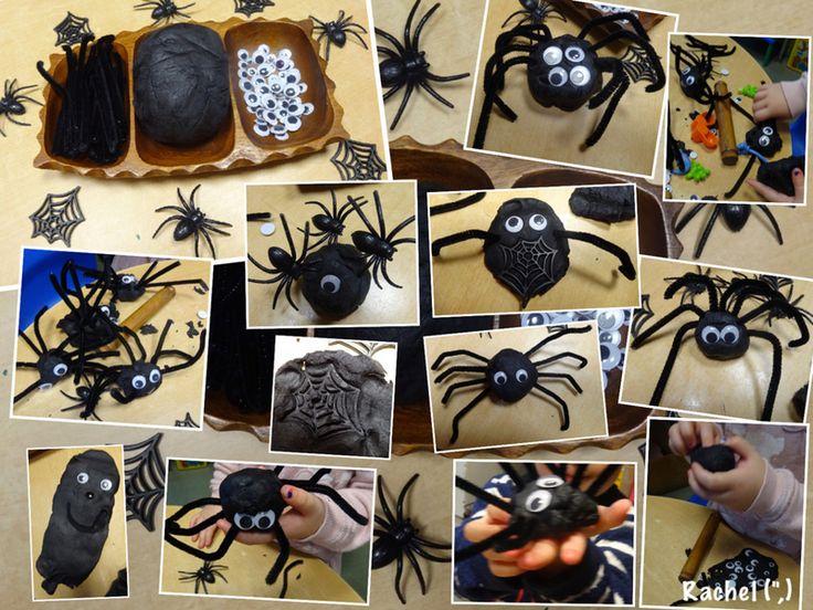 "Spider dough - from Rachel ("",)"