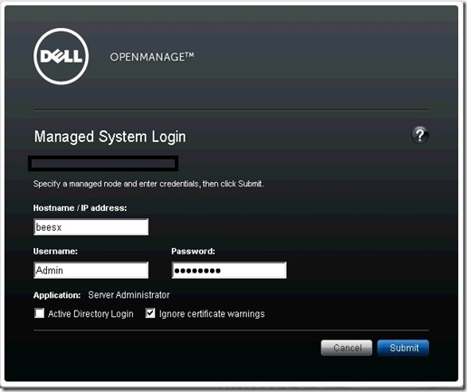 Installing Dell OpenManage Server Administrator on VMware ESXi 4.1
