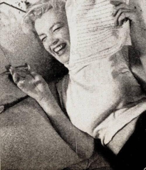 tumblr_lwualyIl8S1qmxiogo2_500.jpg (500×579) | Marilyn ... Marilyn Monroe Laughing Pictures Tumblr