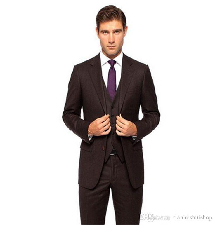 all black suit vest - photo #12