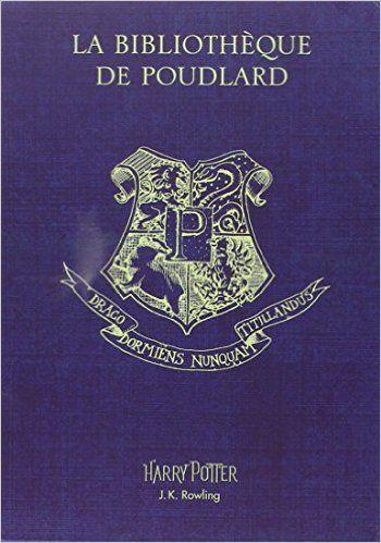 Amazon.fr - Coffret La bibliothèque de Poudlard : Le quidditch à travers les âges ; Les animaux fantastiques ; Les contes de Beedle le barde - J-K Rowling, Jean-François Ménard - Livres