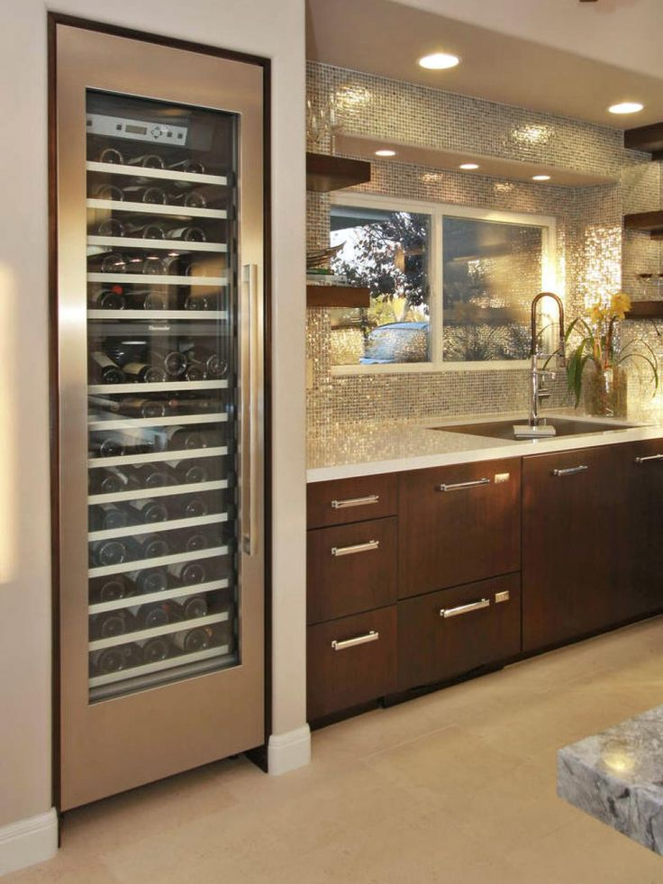 15 Style Boosting Kitchen Updates Decor Kitchen Wine