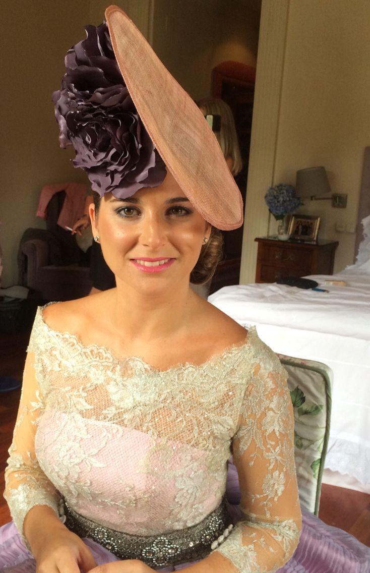Hermana de la novia cabello santiafodelrio maquillaje #seda Granada