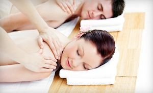 Groupon - Massage Package for One or Two, or Back Facial at Petra's Massage Spa (Up to 72% Off). Four Options Available.  in Central Oklahoma City. Groupon deal price: $29