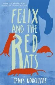 Felix and the Red Rats by James Norcliffe. When David's uncle comes to visit he sets off a bizarre series of events. Things become complicated when the pet rats turn bright red. David senses that somehow the red rats are connected to the story he is reading. The parallel story sees Felix and his friend Bella inadvertently shifted into a strange land where they must solve a riddle. But this puts them into great danger. How will they escape and find their way home?