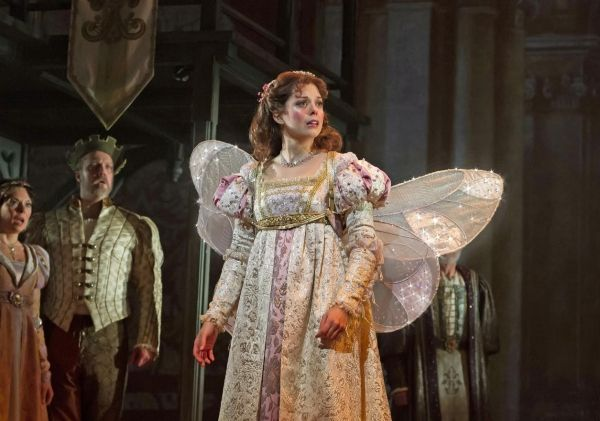 Photo Flash: First Look at Jill Abramovitz, Fred Inkley and Margo Seibert  in World Premiere of EVER AFTER at Paper Mill Playhouse