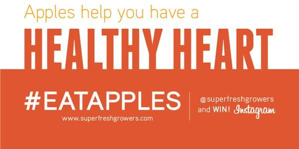 Apples help You Have a Healthy Heart | Superfresh Growers