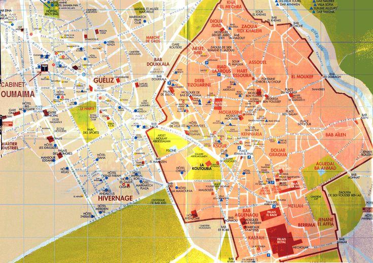 plan marrakech viaprestige 1