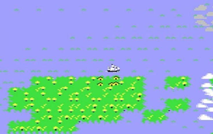 Sid Meier's Pirates!, Commodore C64