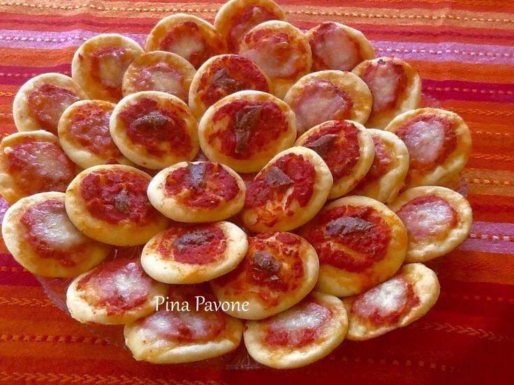 Pizzette Mignon | Dolci Passioni