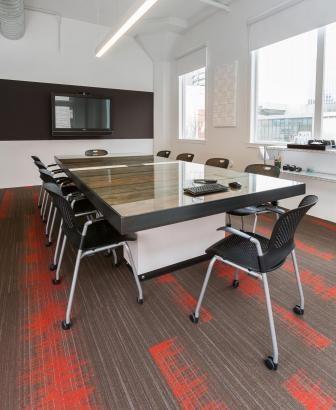 BCRA Seattle office   BCRA  Nice meeting room!