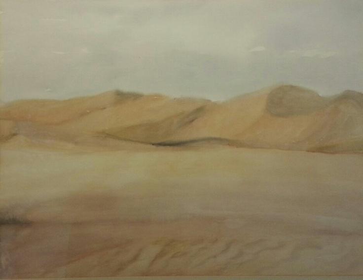 Maude Sumner / watercolour on paper