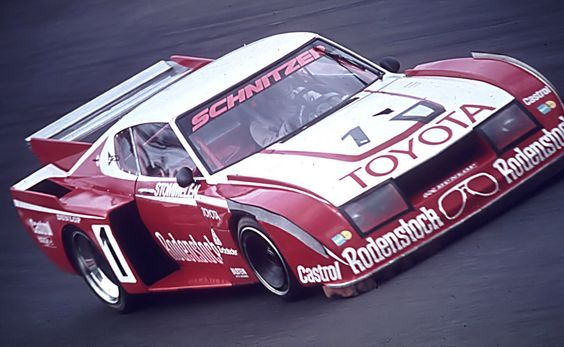 With This Toyota Celica, Team Schnitzer Tried To Fight The Porsche In