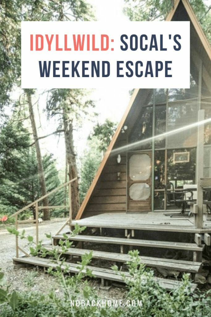 Idyllwild Tenting, Glamping & Enjoyable Issues to Do