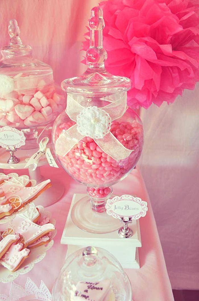 Pink FairyTale Baby Shower