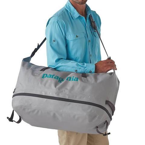 Patagonia Stormfront Wet/Dry Waterproof Duffel Bag 65 Litres
