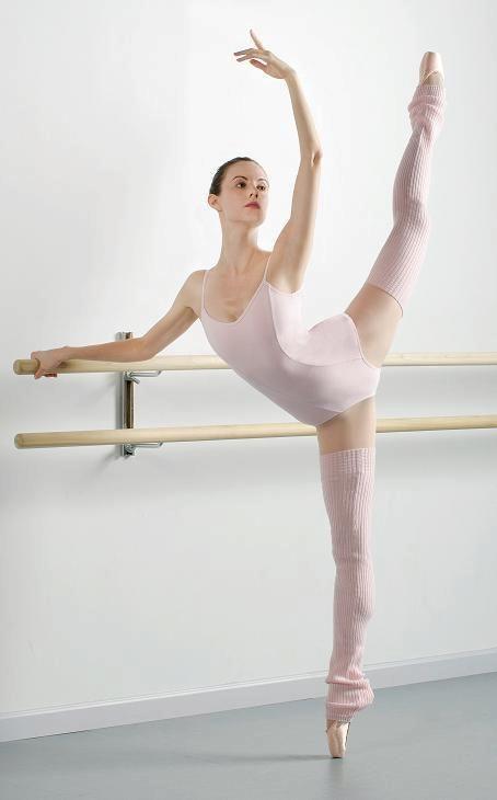 Faye Arthurs of New York City Ballet