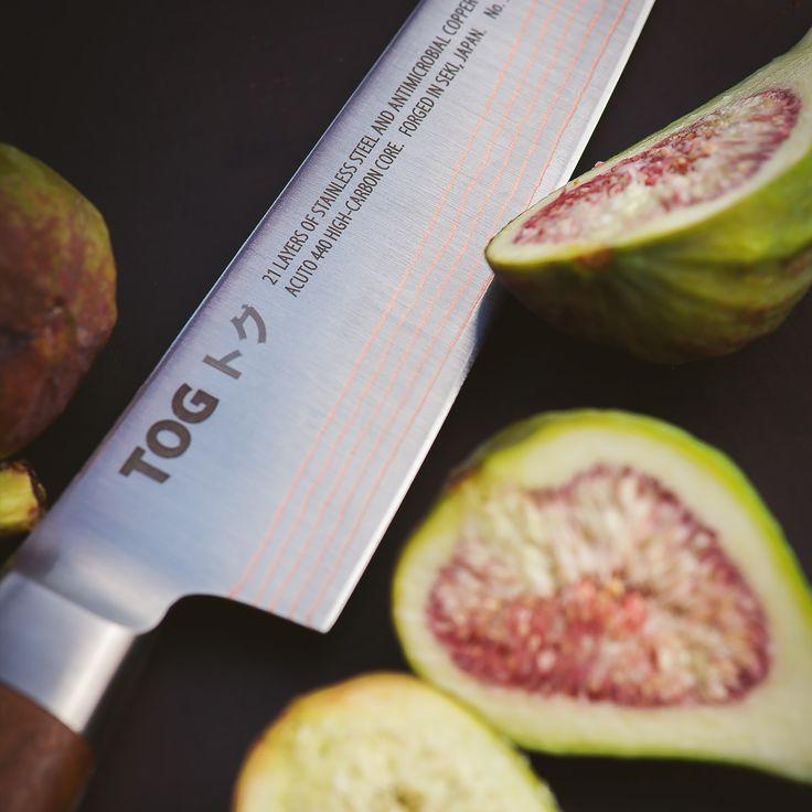 "4¾"" / 12.5cm 'PETTY' (UTILITY/PARING) KNIFE ペティーナイフ   TOG Japanese Kitchen Knives"