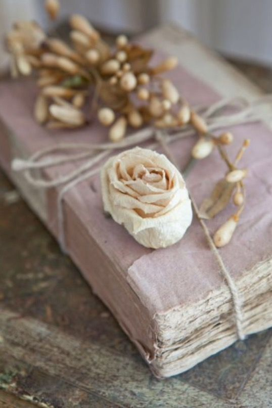 """This romantic decoration is from our feature """"Charming Impact"""""""